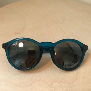 """Maui Jim polarized classic sunglasses """"pineapple"""""""